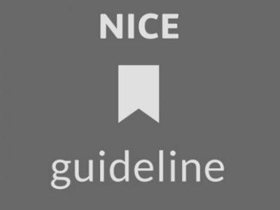 NICE ガイドライン改訂について