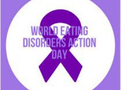 2020年6月2日は、世界摂食障害アクションデーです。